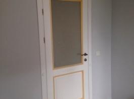 Білі міжкімнатні двері фото