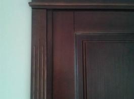 Класичні глухі двері фото деталі
