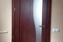 Сучасні міжкімнатні двері з дерева Modern ціна