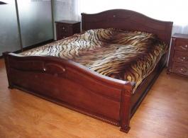 Двоспальні ліжка-10
