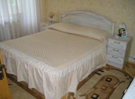 Дерев'яні двоспальні ліжка-15