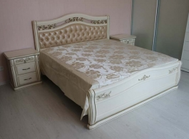 Двоспальні ліжка-19