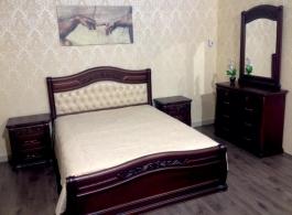 Двоспальні ліжка-26