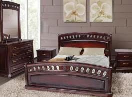 Двоспальні ліжка-27