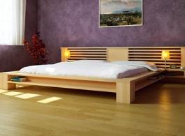 Двоспальні ліжка-30