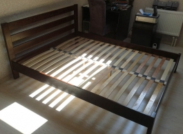 Двоспальні ліжка-33