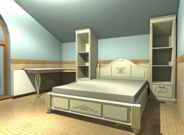Проект дитячої спальні-3