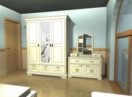 Проект дитячої спальні
