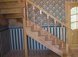 Дерев'яні сходи-13
