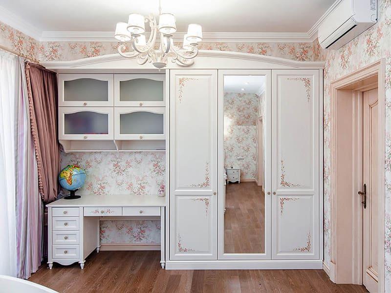 Замовити меблі для дитячої кімнати фото