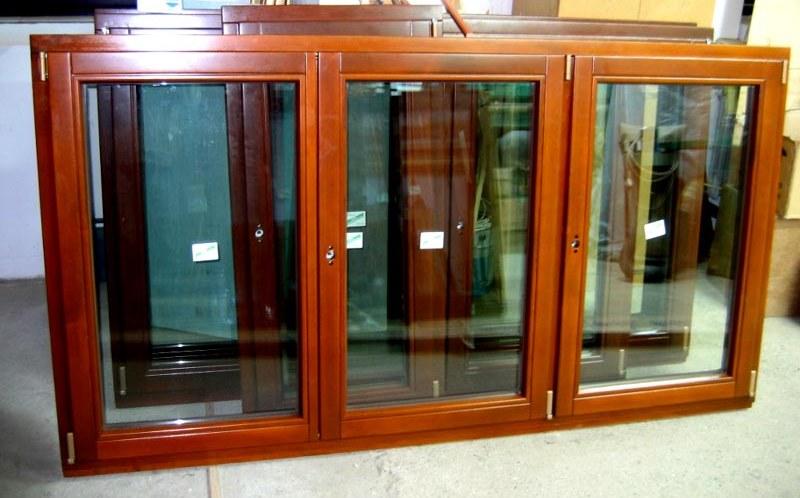 Європейські вікна деревяні