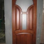 Двері з масиву сосни знижки