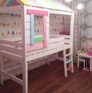 Дитячі ліжка 6