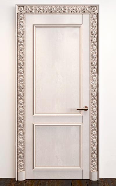 Авторські двері з різьбою від виробника