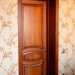 Глухі двері дерев'яні міжкімнатні ціни