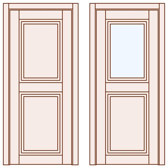 Міжкімнатні двері Grace ціна