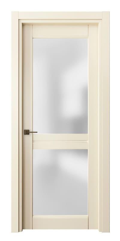 Скляні міжкімнатні двері модель «Matrix»