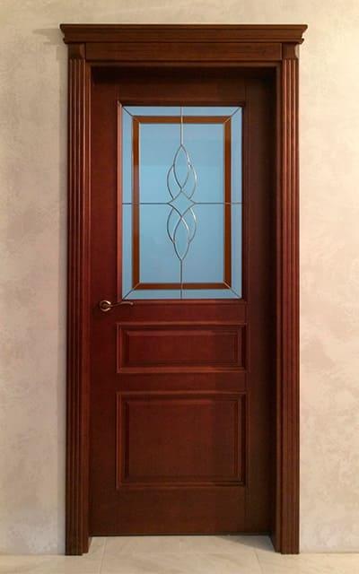 Міжкімнатні двері в класичному стилі