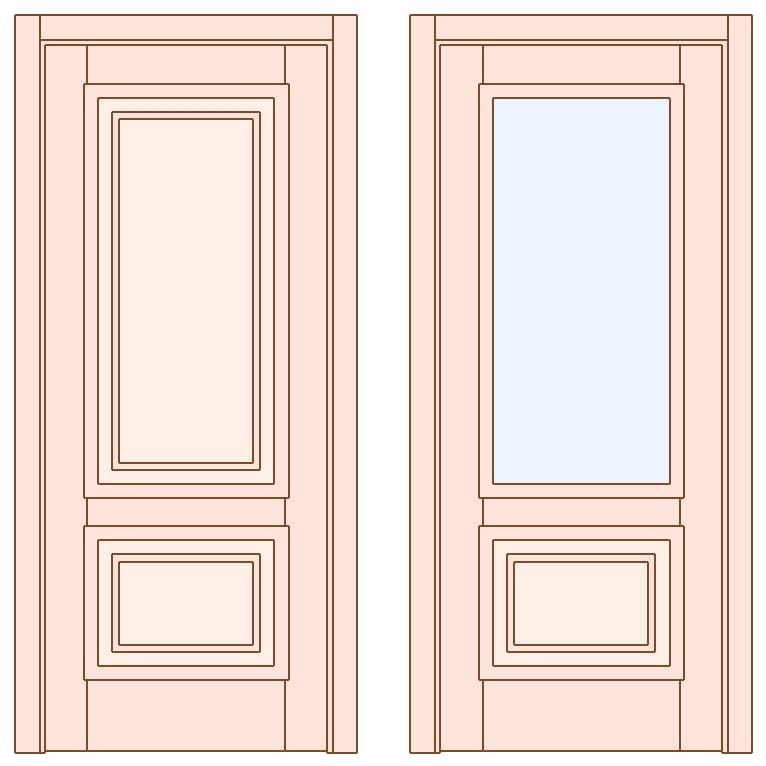 Двері Carmen