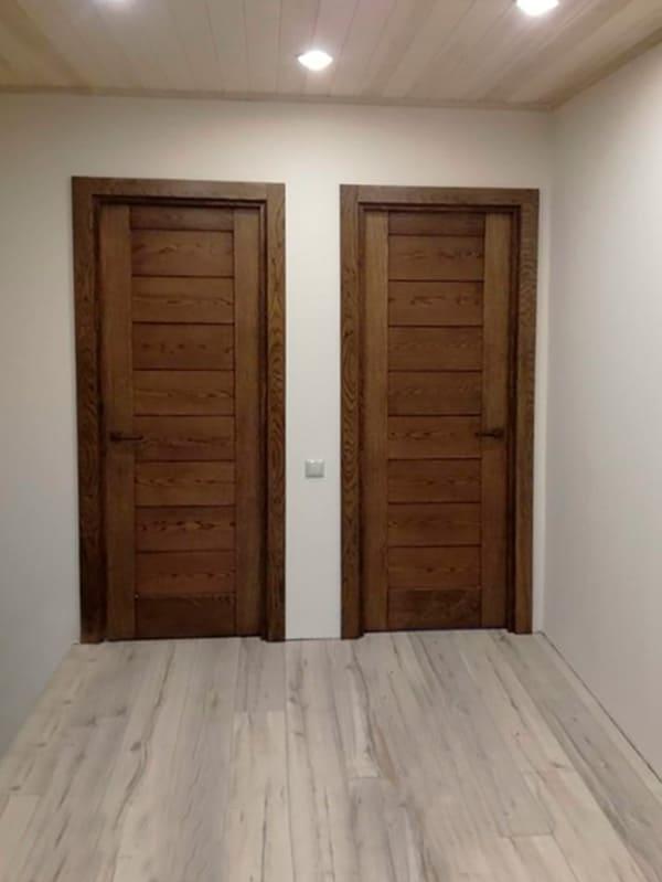 Виготовлення міжкімнатних дверей в коридор у стилі Лофт